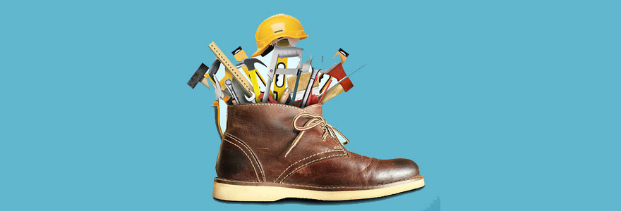 chaussures de service et restauration